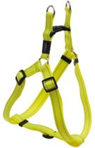 Rogz For Dogs Fanbelt Step-In Tuig - 20 mm x 53-76 cm - Geel