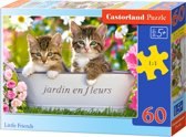 Little Friends puzzel 60 stukjes