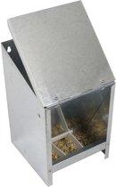 Voerautomaat met deksel - 2,5 kg