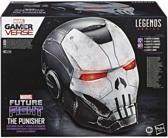 Hasbro Marvel Legends Gamerverse Punisher War Machine Helmet Prop Replica Leverbaar vanaf begin December !!