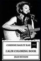 Corinne Bailey Rae Calm Coloring Book