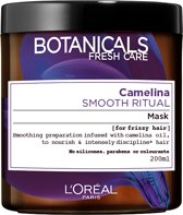 L'Oréal Paris Botanicals Camelina Smooth Ritual -  200ml - Haarmasker