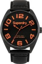 Superdry military SYG192BRA Mannen Quartz horloge