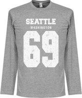 Seattle '69 Longsleeve T-Shirt - L
