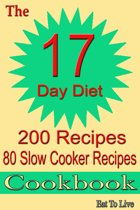 The 17 Day Diet: 200 Recipes