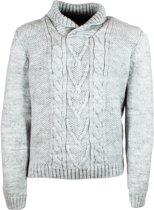 Vinrose - Winter 15/16 - Pullover - BORA - GREY  Melange - 110/116