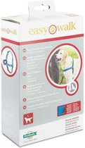 Easy Walk® Deluxe Harness  Large Blauw