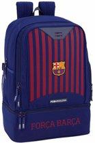 FC Barcelona Trainings Rugzak - 50cm - Blauw