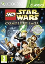 LEGO Star Wars: The Complete Saga - Classics Edition (Compatible met Xbox One)