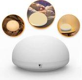 Touch Bed Nachtlamp Voor Huiskamer & Babykamer Verlichting - USB Oplaadbare Lamp - Kinderen & Volwassenen Nachtlampje