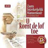 Dub de Vries & Zaans Interkerkelijk Mannenkoor - U Komt De Lof Toe (2 CD's)