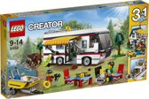 LEGO Creator Vakantieplekjes - 31052