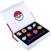 Kanto League Pokémon Badges | Gotta Catch 'em All! | Hoge Kwaliteit Memorabilia