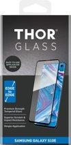 THOR Full Screenprotector + Apply Frame voor Samsung Galaxy S10e - Zwart