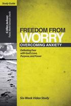 Freedom from Worry Study Guide