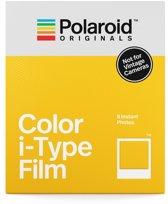 Polaroid Color i-Type Film - 8 stuks - kleur