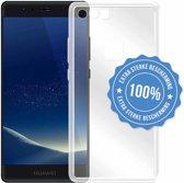 Doorzichtig TPU Siliconen hoesje voor Huawei Y7
