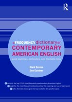 A Frequency Dictionary of Contemporary American English