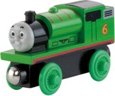 Fisher-Price - Thomas de Trein Houten Spoorbaan Percy