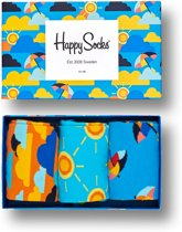 Happy Socks After rain comes sun giftbox - 3-pack - Maat 41-46