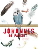 Boekomslag van 'Johannes de parkiet'