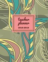 Teacher Planner 2018 - 2019 Daleth