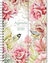 Spiraalagenda 2020 Janneke Brinkman (luxe) Amaryllis