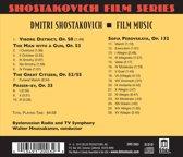 Shostakovich: Film Series, Vol. 3