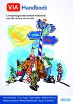 Boek cover VIA Handboek van Nes Van Hulzen (Hardcover)