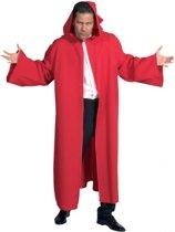 Halloween Luxe rode mantel