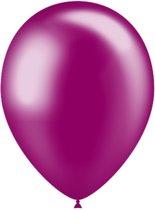 Fuchsia Ballonnen Metallic 25cm 50 stuks