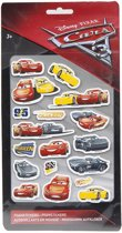 Disney Cars 3 Foamstickers Large