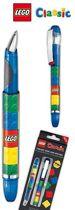 LEGO Classic Rollerball verstelbare pen - ergonomische gripzone