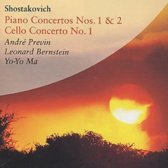 Shostakovich: Piano Concertos Nos. 1 & 2; Cello Concerto No. 1