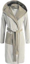 Esprit Badjas Striped Mocca - Maat M