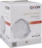 OX-ON stofmasker met uitademventiel FFP2 NR D - type 313.20 - filtermasker