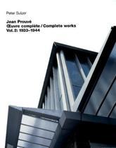 Boekomslag van 'Jean Prouve - xuvre complete / Complete Works'