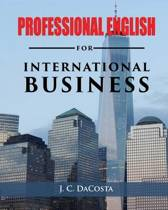 Professional English for International Business