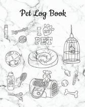 Pet Log Book