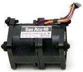 Supermicro FAN-0102L4 hardwarekoeling Computer behuizing Ventilator