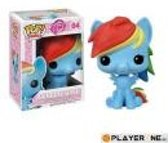Funko: POP - My Little Pony - Rainbow Dash