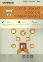 Online wereld voor de detailhandel