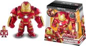 "Metalfigs Marvel Avengers 6"" Hulkbuster"