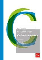 SDU Commentaar - Sdu Commentaar Ondernemingsrecht Editie 2019-2020