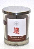 Green Tree Geurkaars Dragon's Blood (200 gram)