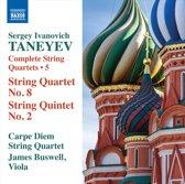 Complete String Quartet
