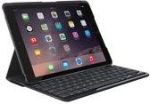 Logitech Slim Folio - Toetsenbord Case voor iPad 2017 - Azerty
