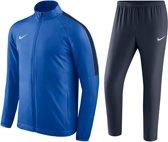 Nike Academy 18 Trainingspak Heren - Maat M - Blauw