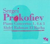 Prokofiev-Piano Concertos 1,4 & 3