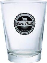 Durobor Milk Glas - 0.22 l - 6 stuks